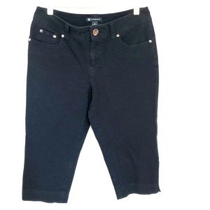 I.N.C. International Concepts | Black Half Pant 8